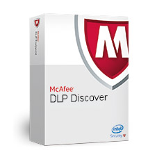 McAfee Data Loss Prevention (DLP) Discover