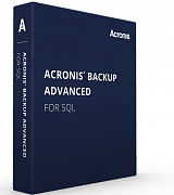 Картинка Acronis Backup Advanced for SQL от компании Micros