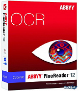 Картинка ABBYY FineReader 12 Corporate Edition от компании Micros