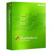 Картинка Visual Studio 2005 Standard Edition от компании Micros