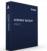 Картинка Acronis Backup for PC от компании Micros