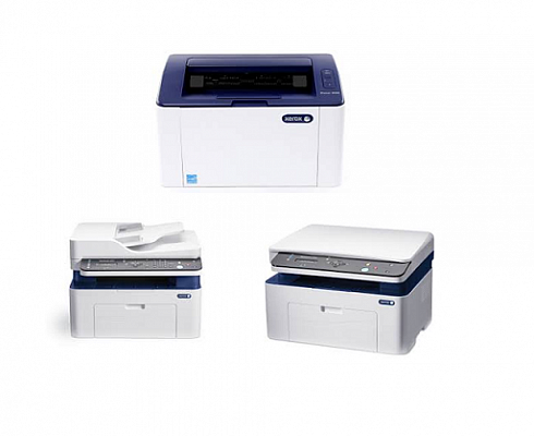 Новинка XEROX Phaser 3020BI/ WorkCentre 3025BI/ NI
