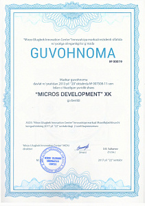 Гувохнома ЧП «Micros Development» (MUIC)